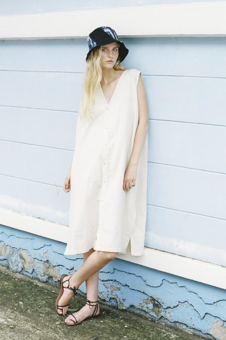 Seeker Studios Nara Dress - Natural