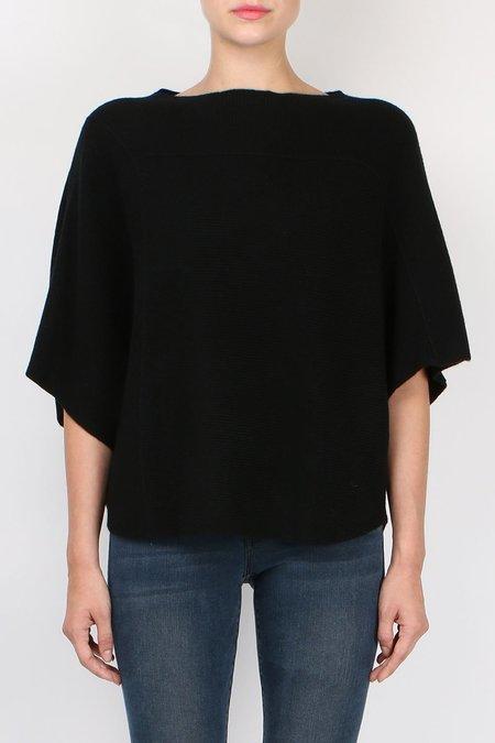 Paychi Guh Tri Panel Pullover - Black
