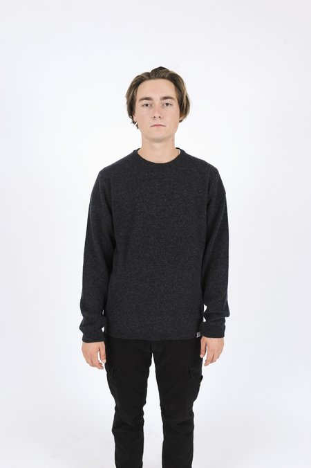 Norse Projects Sigfred Lambswool Charcoal