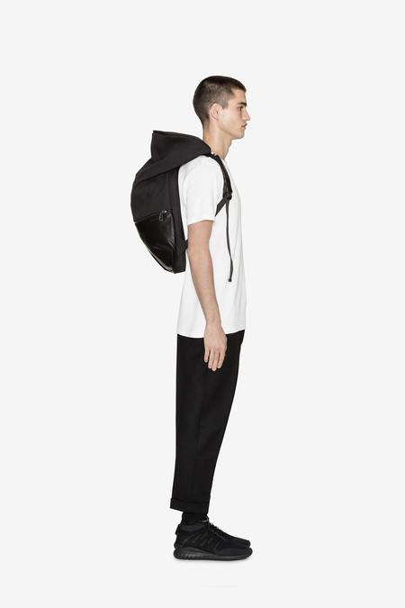 Cote & Ciel Nile Alias Split Leather Backpack