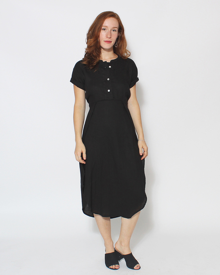 Sugar Candy Mountain Colette Dress in Black