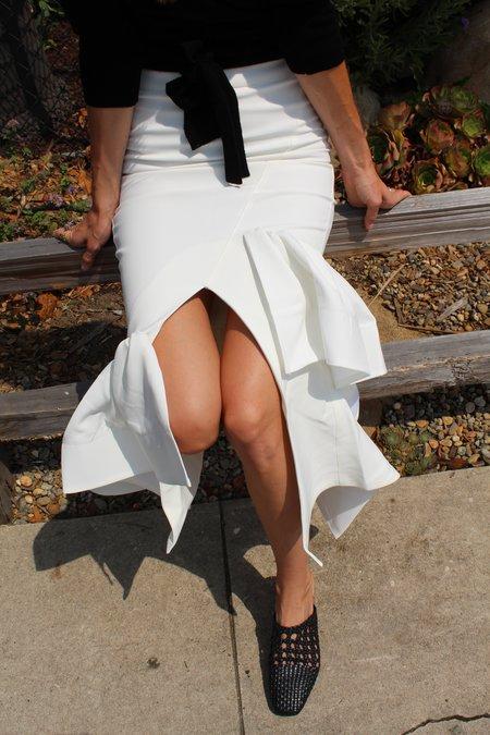 Style Mafia Sombra Skirt White