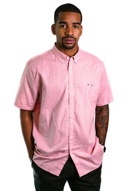 Barney Cools Hola Short Sleeve Shirt - Pink