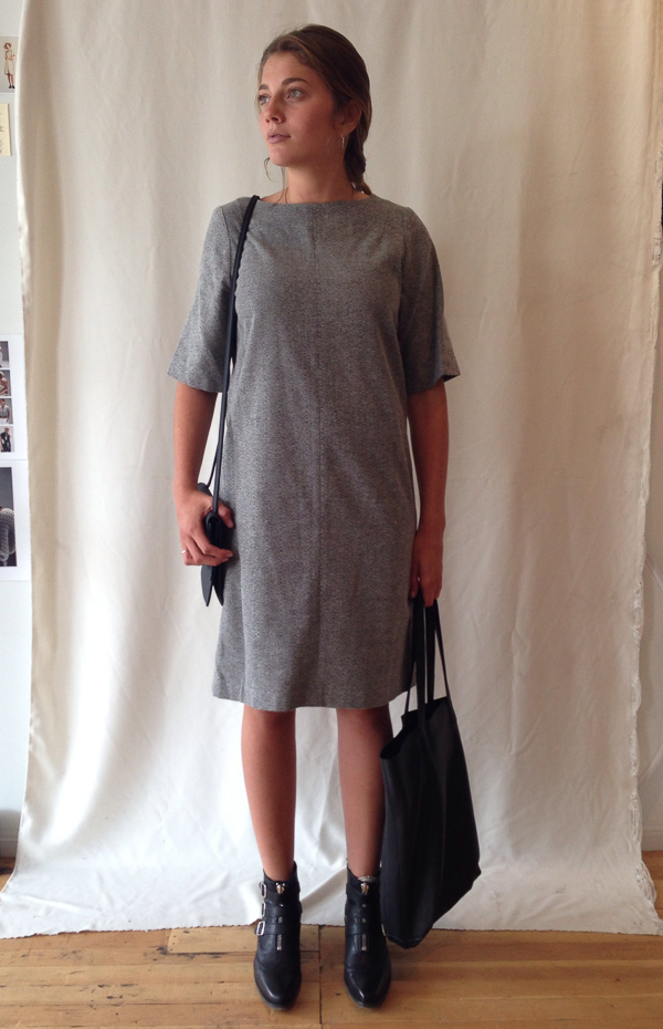 Walcott Takemoto  Tiergarten Dress