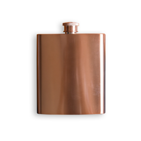 Mason Shaker Copper Flask