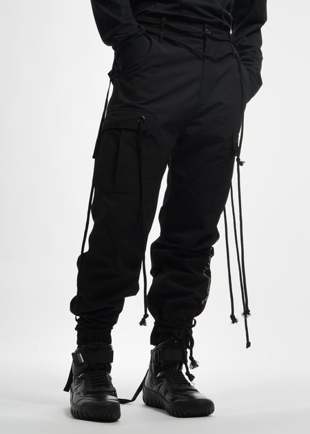 Hyein Seo Black Cargo Pants