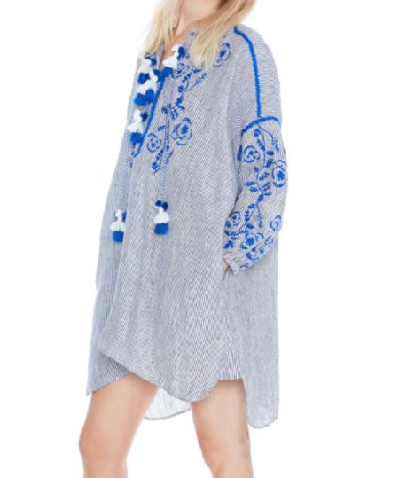 St. Roche Willow Shirtdress