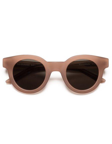 Sun Buddies Edie Sunglasses Dusty Pink