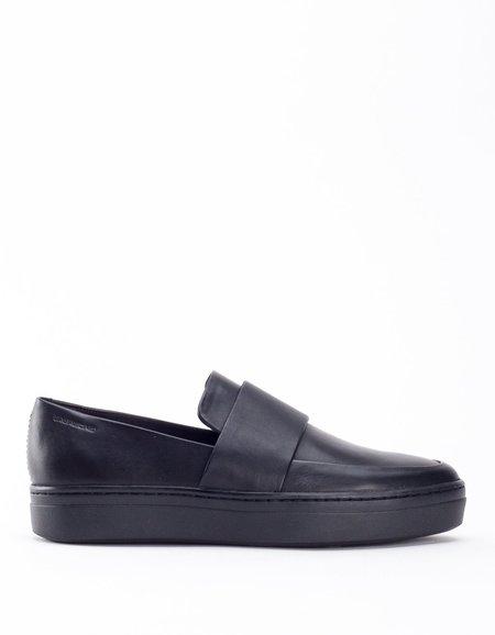 Vagabond Camille Platform Loafer -  Black Black