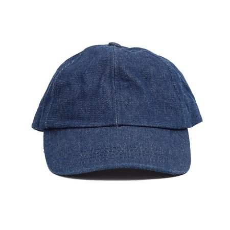 Corridor Washed Denim 12oz Cap