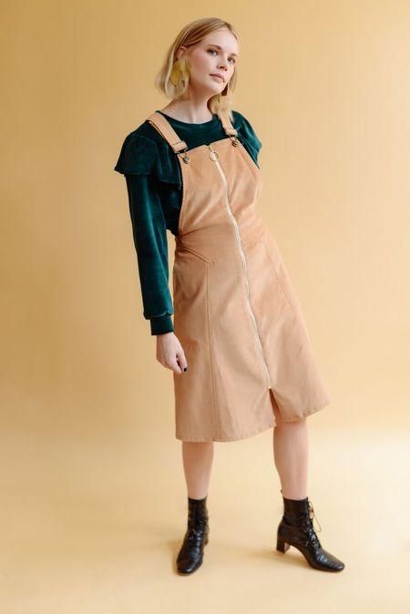 Lykke Wullf Dolly Overall Dress