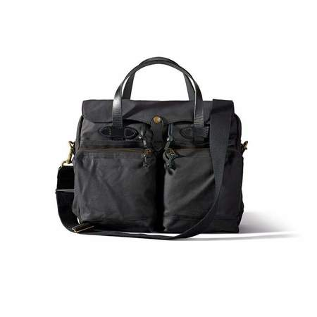 Filson 24-Hour Tin Briefcase - Black