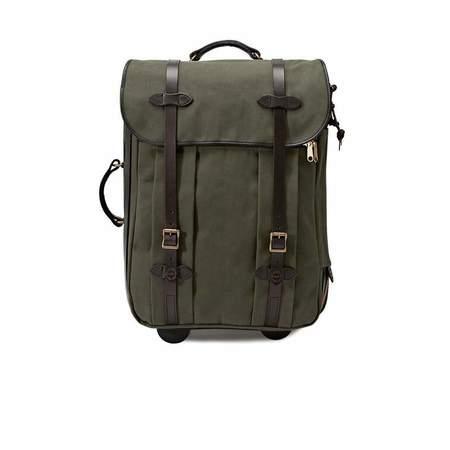 Filson Medium Rolling Check In Bag - Otter Green