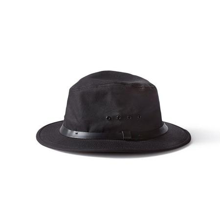 Filson Tin Packer Hat - Black
