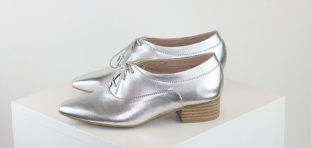 """""""INTENTIONALLY __________."""" Yugo Silver Leather"""
