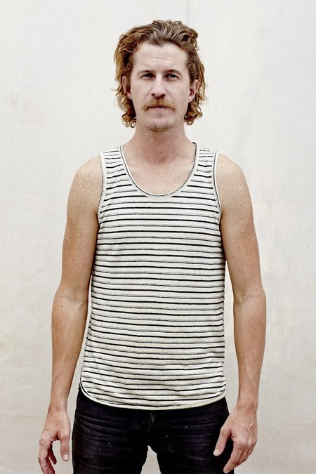 JUNGMAVEN - YARN DYED TANK TOPS 7OZ - UNISEX - size medium sold out!
