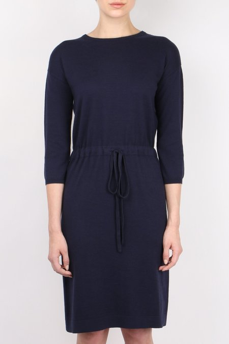Allude Drawstring Dress