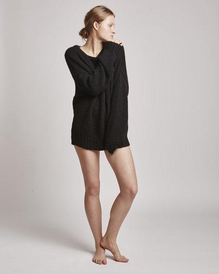 Atelier Delphine Lark Sweater In Black