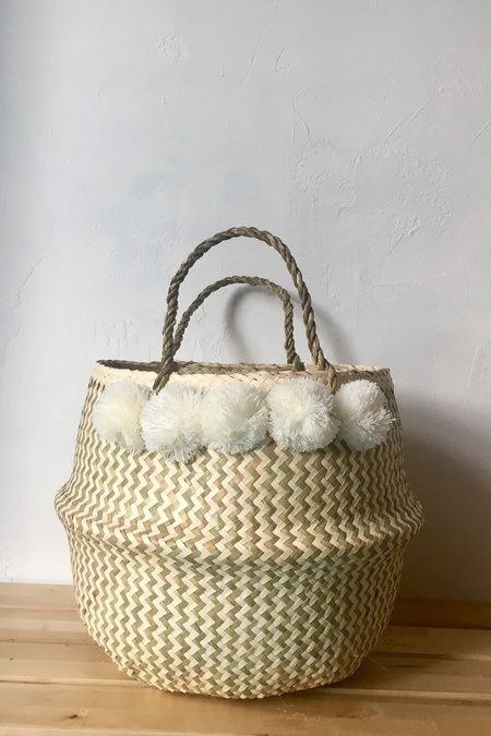 Xinh & Co. Xinh Baskets - Cloud