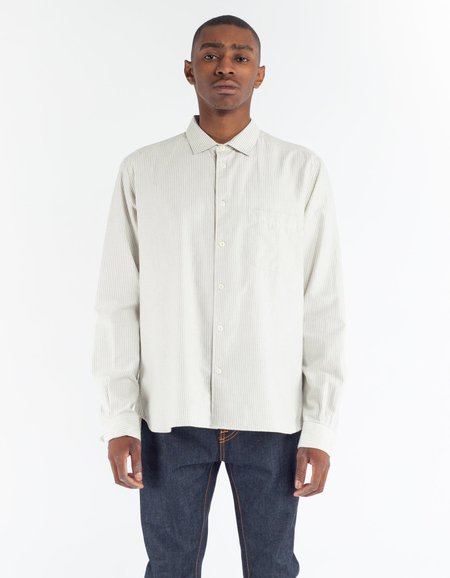 YMC Curtis Shirt in Grey