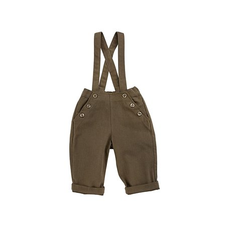 Kid's Ketiketa Paul Strapped Trouser