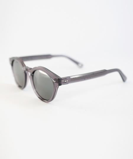 Ahlem Eyewear Abbesses Sunglasses - Slategrey Light
