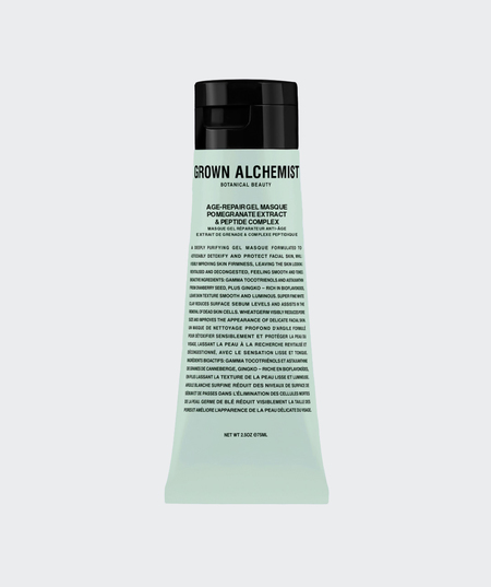 Grown Alchemist Age-Repair Gel Masque - Pomegranate Extract & Peptide Complex