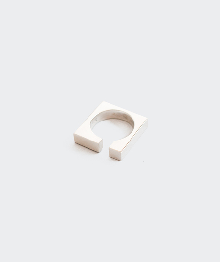 AGMES Open Block Ring