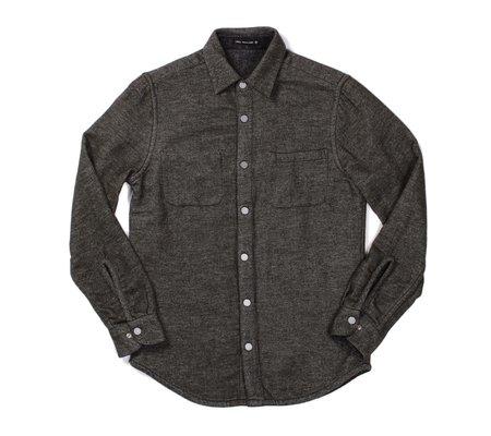 Portuguese Flannel Dupla Reversible Flannel Shirt
