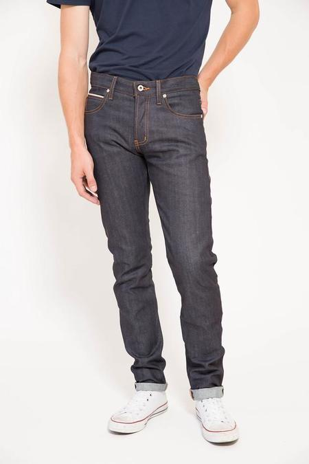 Naked and Famous 11oz Stretch Selvedge Super Skinny Guy