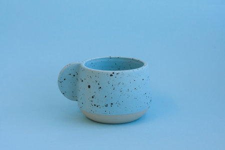 YYY Blue Tab Mug