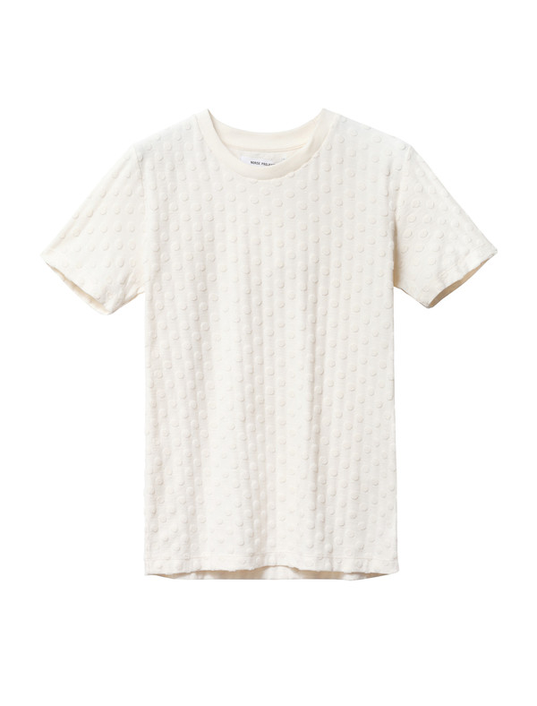 Norse Projects Gro Dot Whisper White