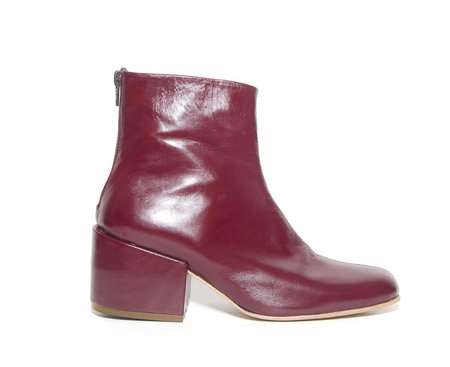 ZOU XOU Beia Boot in Mulberry