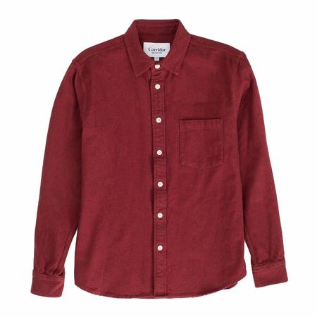 Corridor Red Flannel