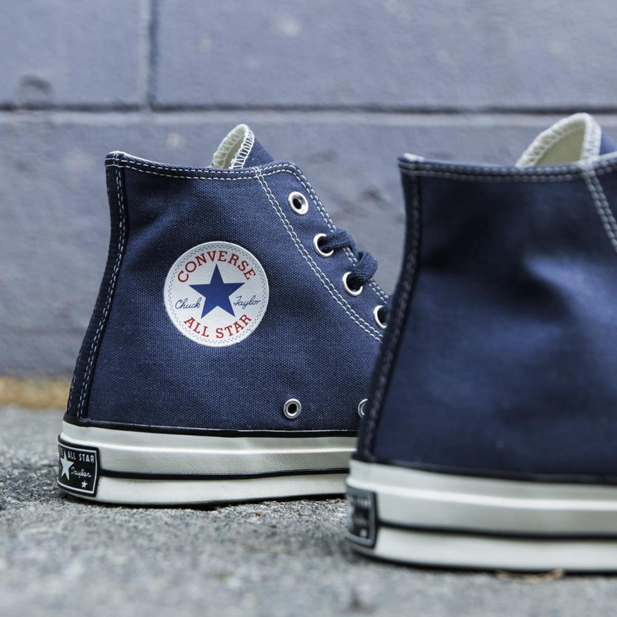 60e88bc6a46 CONVERSE CHUCK TAYLOR ALL STAR 70 S HI   MIDNIGHT NAVY