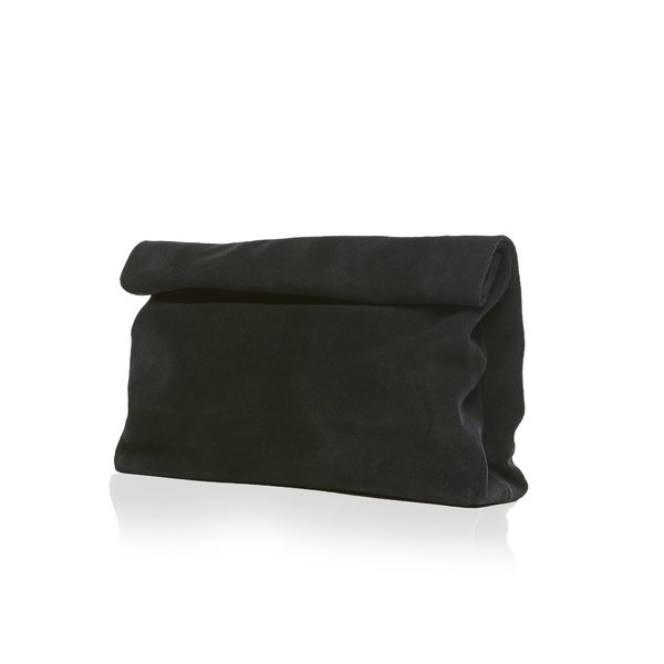 Marie Turnor The Lunch - Black Suede