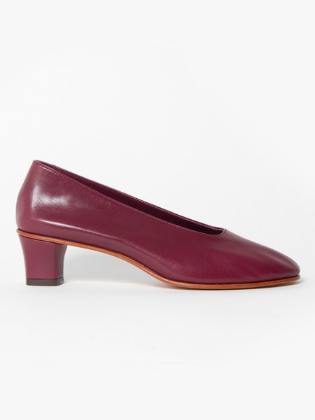 Martiniano High Glove - Burgundy