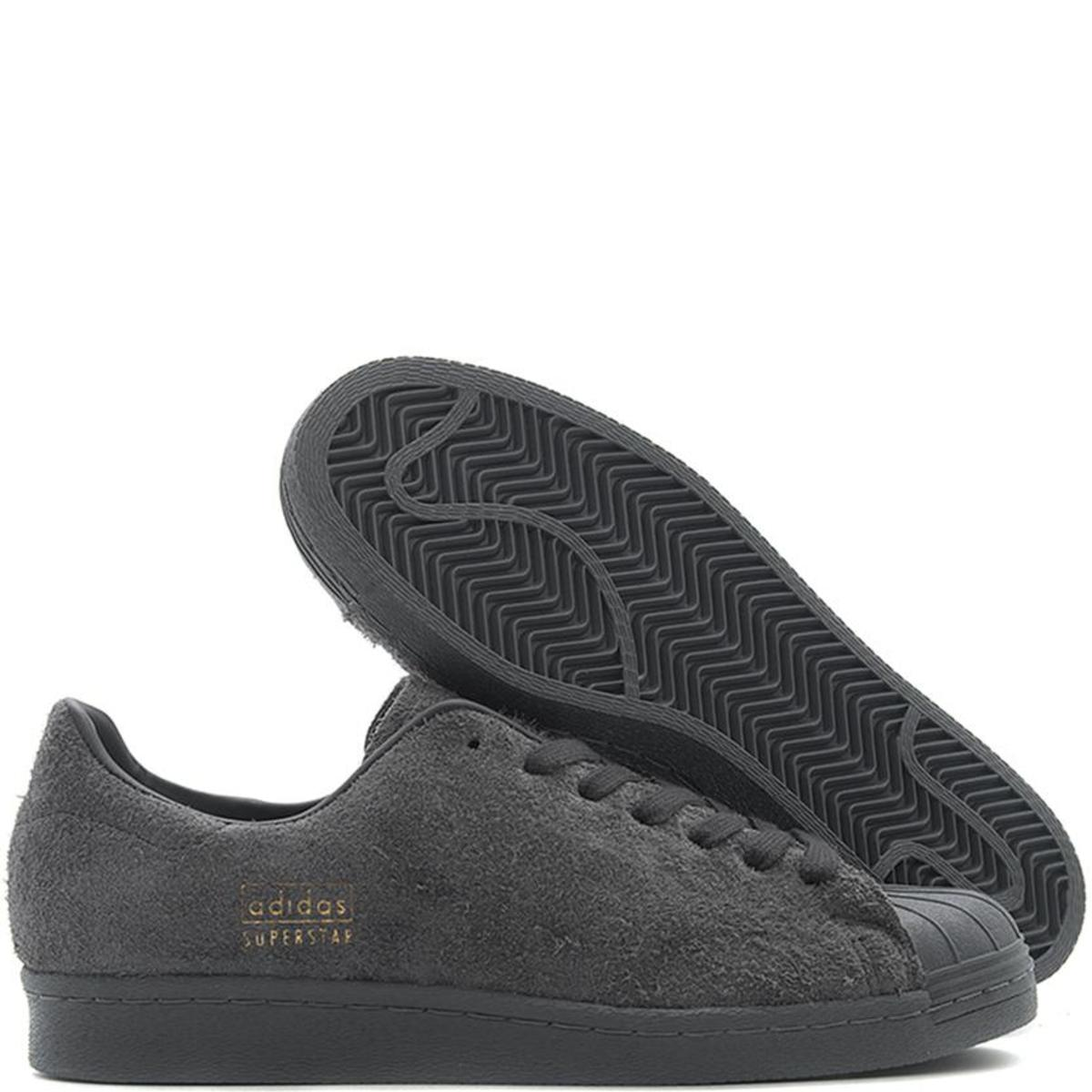 d7460f749617 adidas Superstar 80 s Clean - Utility Black