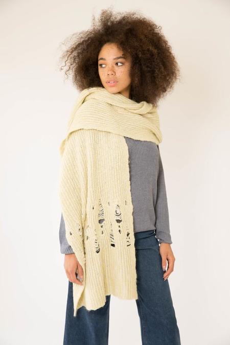 Rachel Comey Pyramid Knit Scarf