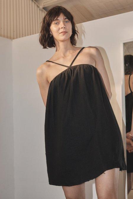 MARLE ROUX DRESS BLACK
