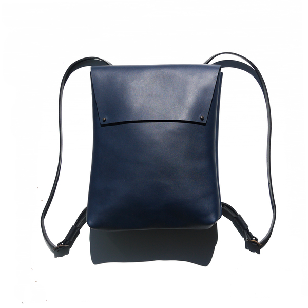 AW by Andrea Wong PIONEER BACKPACK - NAVY