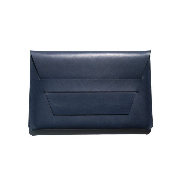 AW by Andrea Wong PORTFOLIO LAPTOP CASE - NAVY