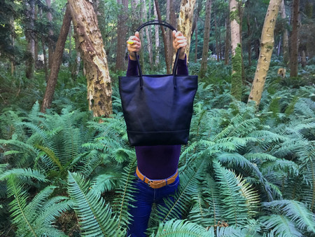 AW by Andrea Wong ARBUTUS TOTE - BLACK