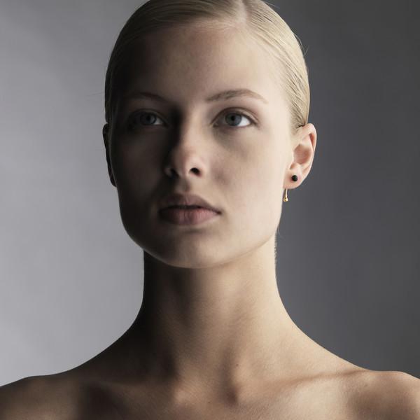 Louise Kragh Jewelry MiniPearl Solitary Stud