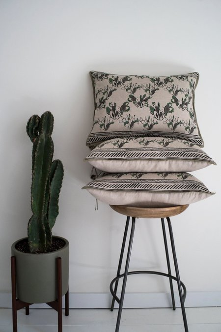 Karu Prickly Pear Cushion