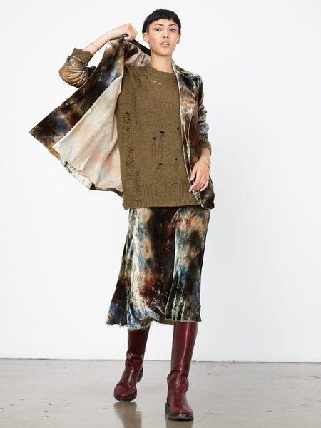 Raquel Allegra Oversized Pullover