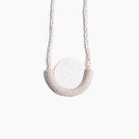 Gamma Folk Mini Necklace No. 47 for Poketo