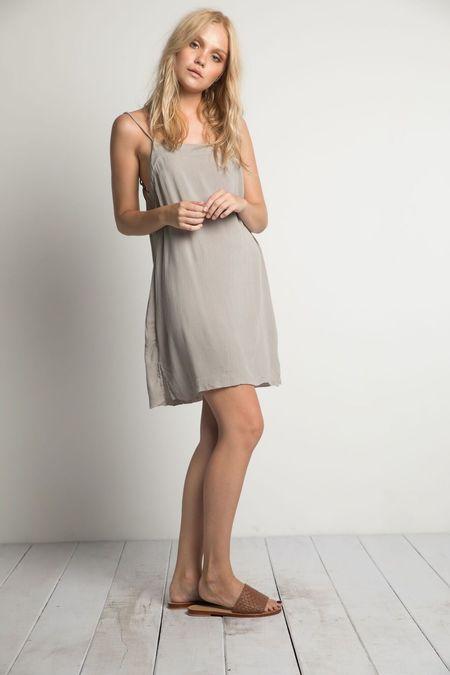 Rue Stiic Gilmore Mini Dress - Grey