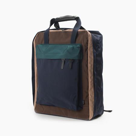 Poketo Voyager Backpack in Multi