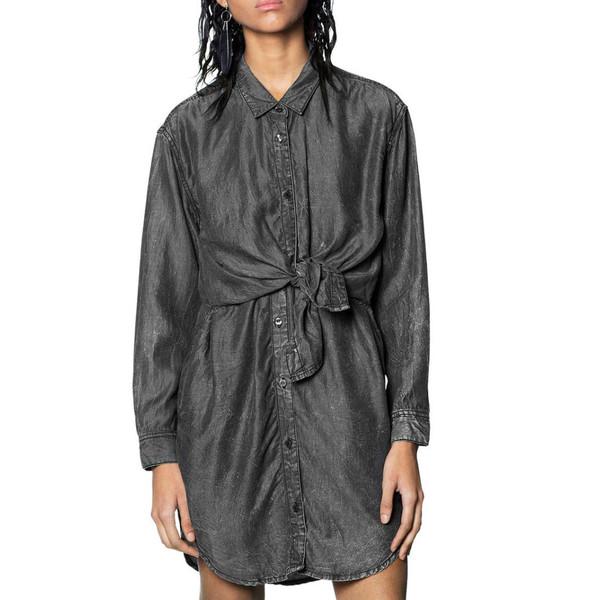 Cheap Monday Black Shirt Dress